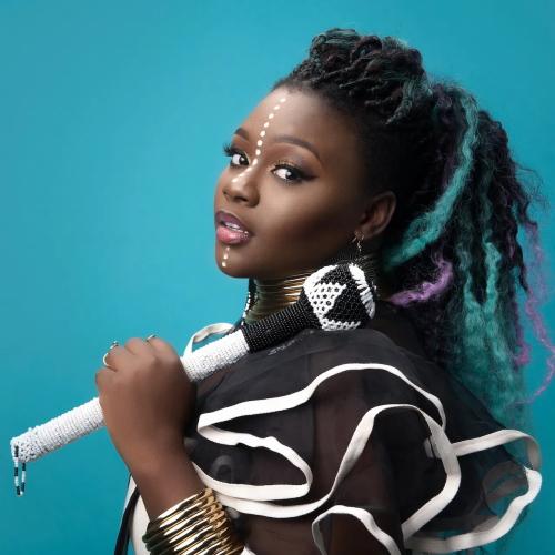 Soul Muziek Zuid-Afrika - AManda Black
