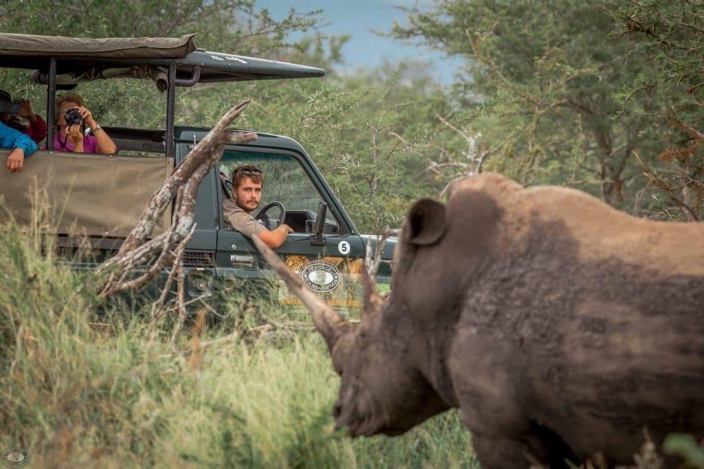 St. Lucia Zuid-Afrika Safari Hluhluwe Imfolozi