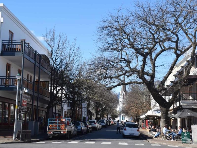 Stellenbosch Zuid-Afrika