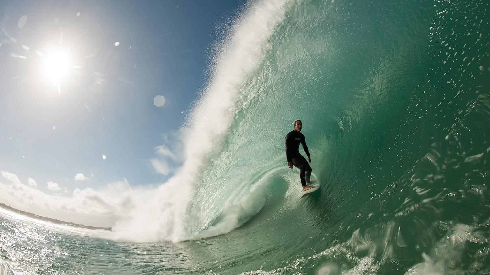Surfen Zuid-Afrika