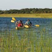 iSimangaliso Wetland Park Zuid-Afrika kayaking