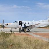 Fly-in safari in Zuidelijk Afrika