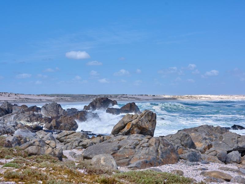 West Coast Zuid-Afrika