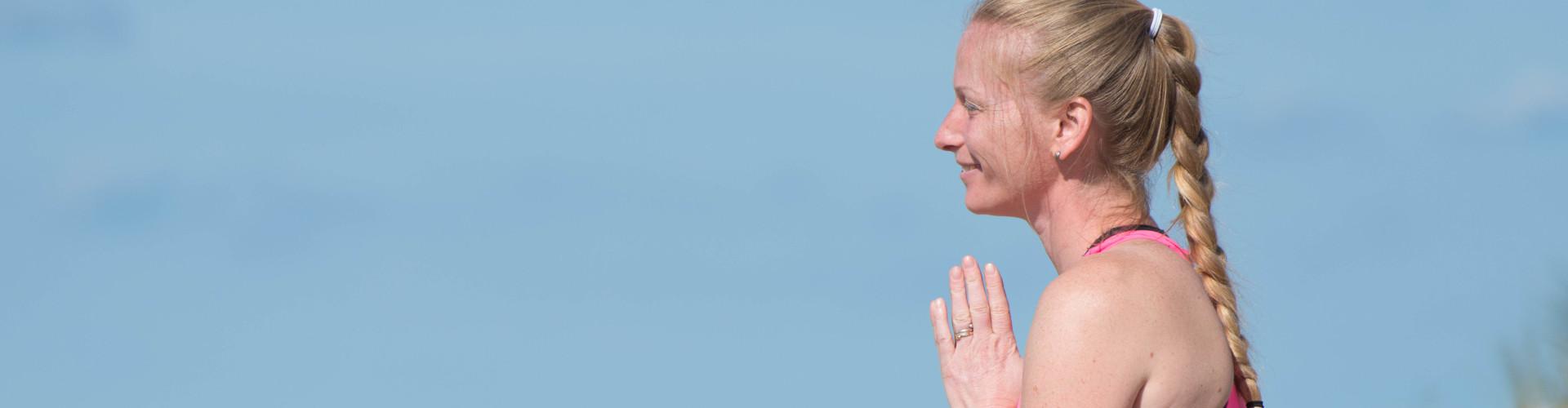 Marjolein Groen - namaste groet - onvoorwaardelijk jezelf zijn