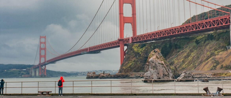 OP BEZOEK BIJ: BRAM IN SAN FRANCISCO