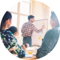 Team training zorgt voor snellere implementatie van het geleerde.