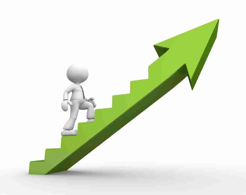 stap voor stap naar je einddoel