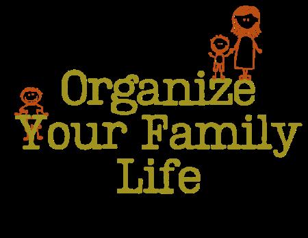 Totaalprogramma voor een georganiseerd gezinsleven
