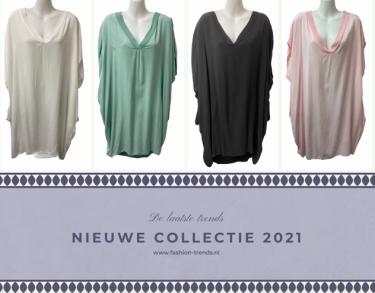 Nieuwe collectie 2021