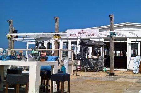 Beachclub Bliss in Scheveningen