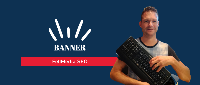 Banner voor je website