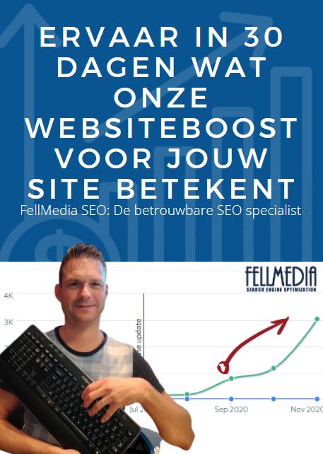 Gratis website boost