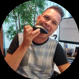 SEO expert Martin Vellinga