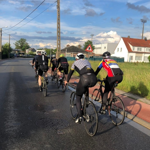 Social After Work Rides Coureur Aalst