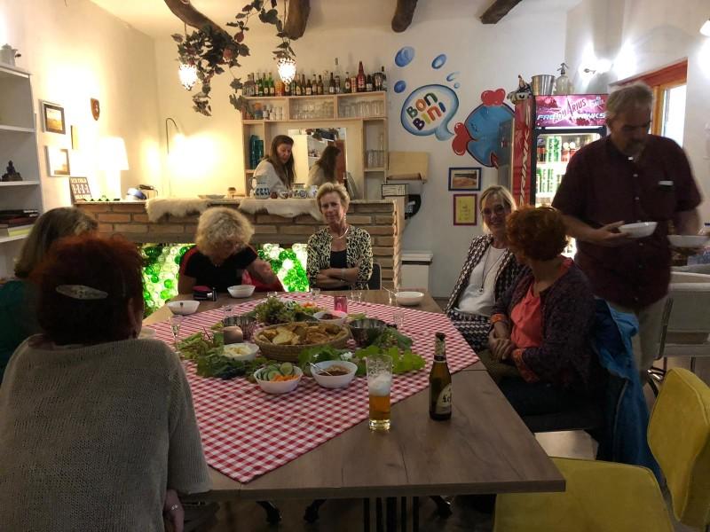 Fietsvakanties in Hongarije met ook een gezellige bar