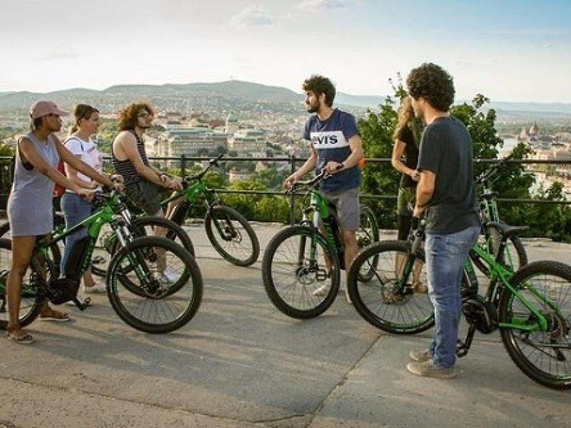 Fietsvakanties in Hongarije op MTB Mountaunbike