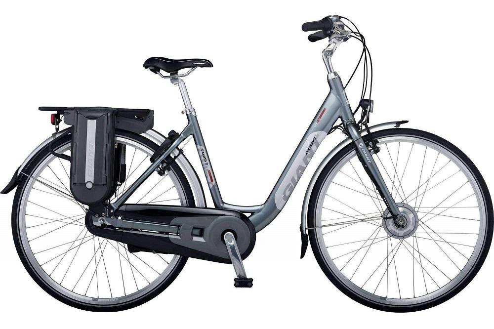 e-Bike Giant fiets Artventures