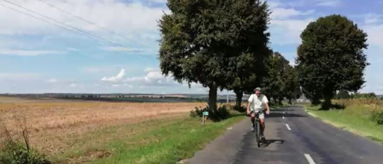 Fietstocht gids Frank met Annelies Rondje Somogy - 59km - 3 september 2020 - 12.24 uur