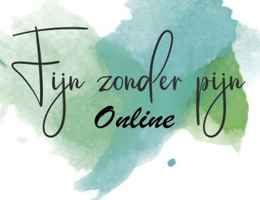 Fijn zonder pijn online traject