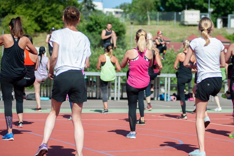 vrouwen sportschool katwijk