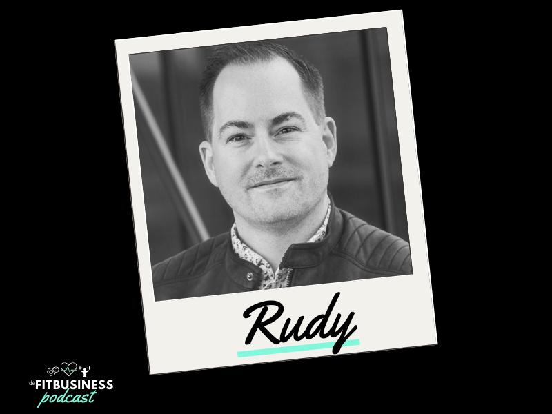 de FITBUSINESS podcast Rudy