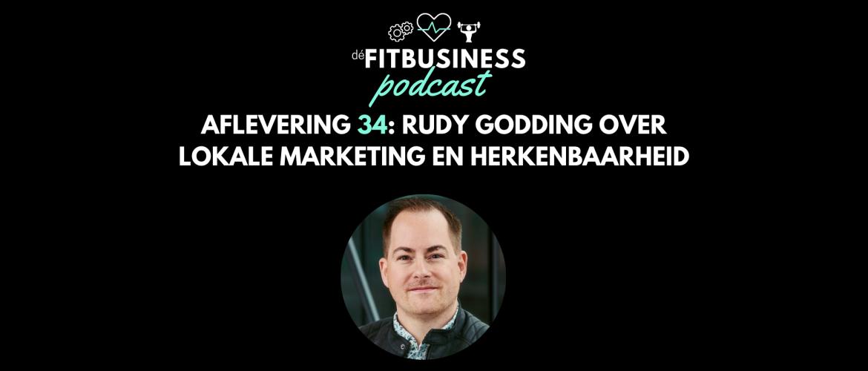 1.34: Rudy Godding over lokale marketing en het belang van herkenbaarheid