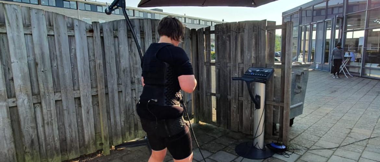 EMS outdoor: Bodytec training in de buitenlucht