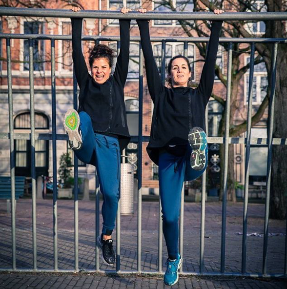 Workout amsterdam Fitgirls