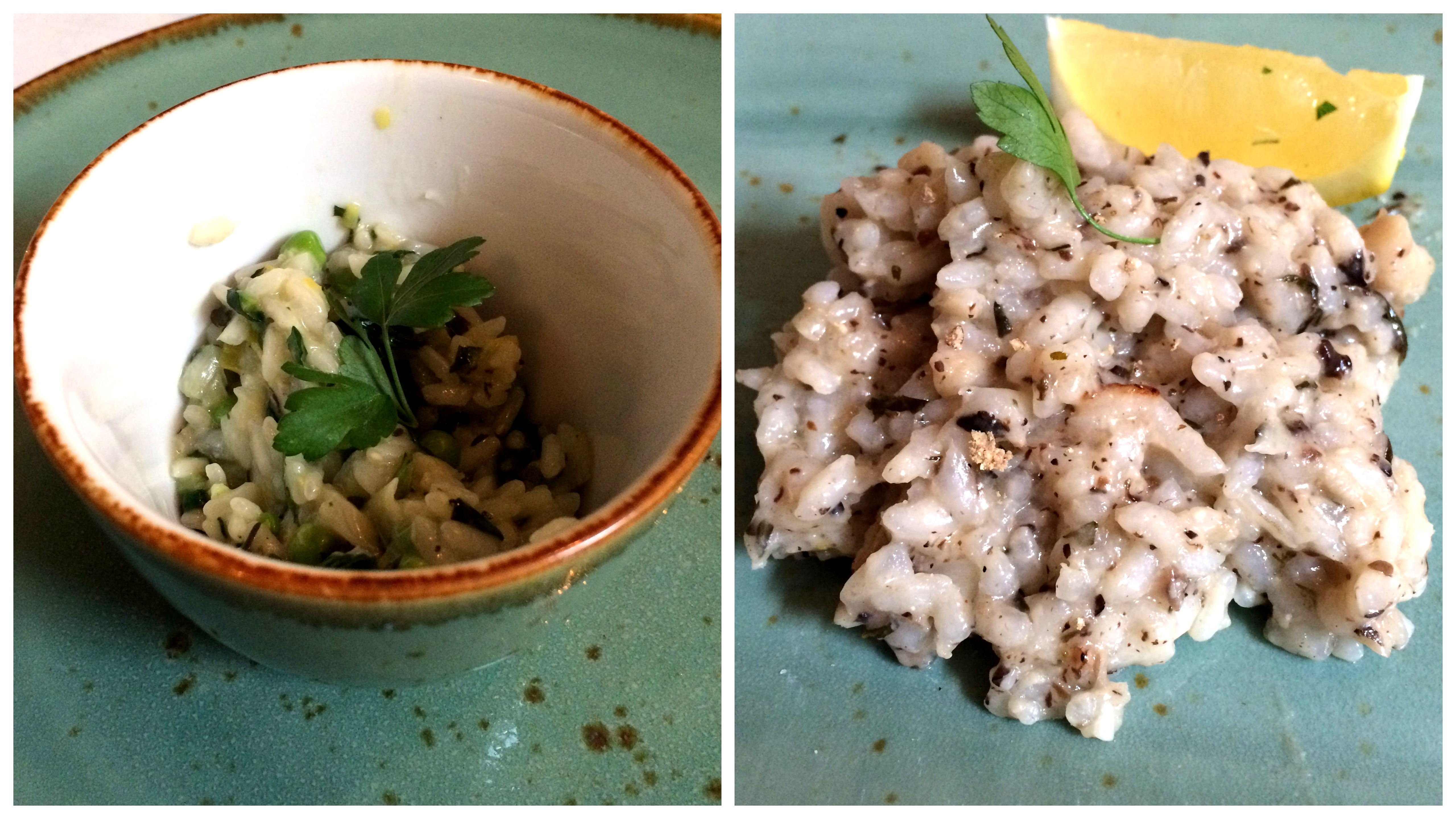 FitFoods risotto