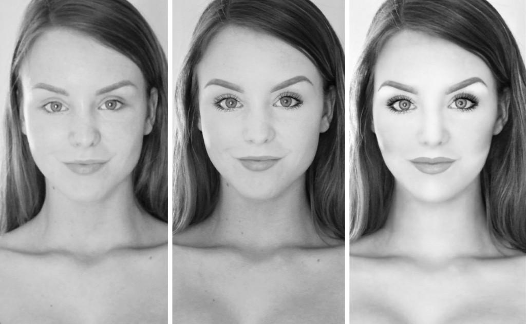 Foto zonder make up Fitgirls