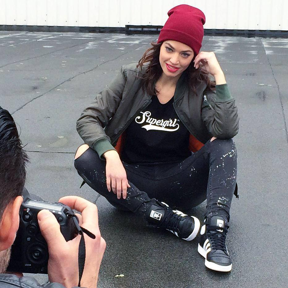 fotoshoot model fitgirls