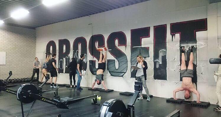 Crossfit Fitgirls