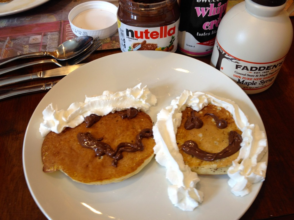pancakes fitgirls