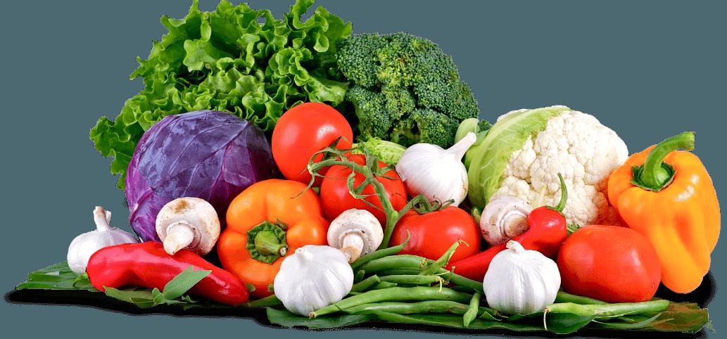 Groenten als voeding voor een beter humeur
