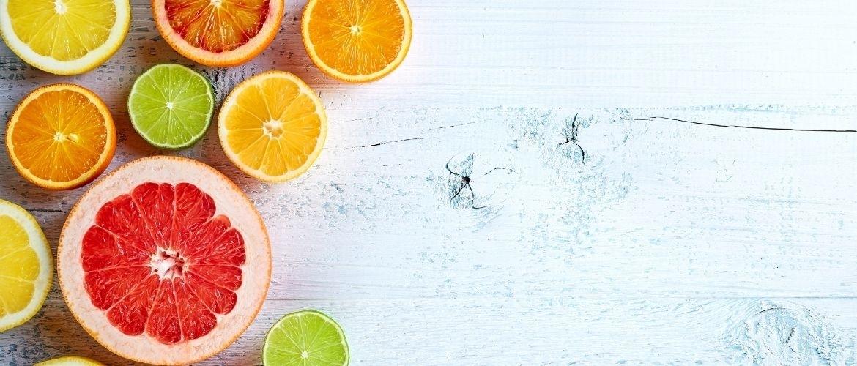 Voeding tegen stress citrus