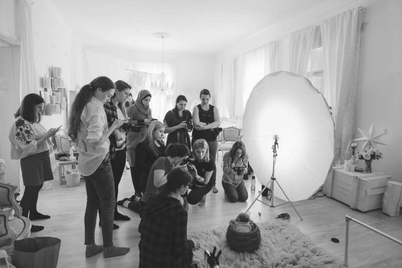 About the photographer Daniele Ursache Workshop