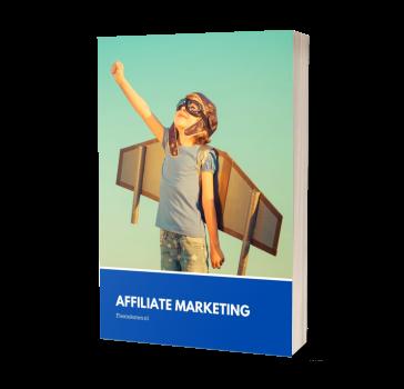 Cover affiliate marketing ebook