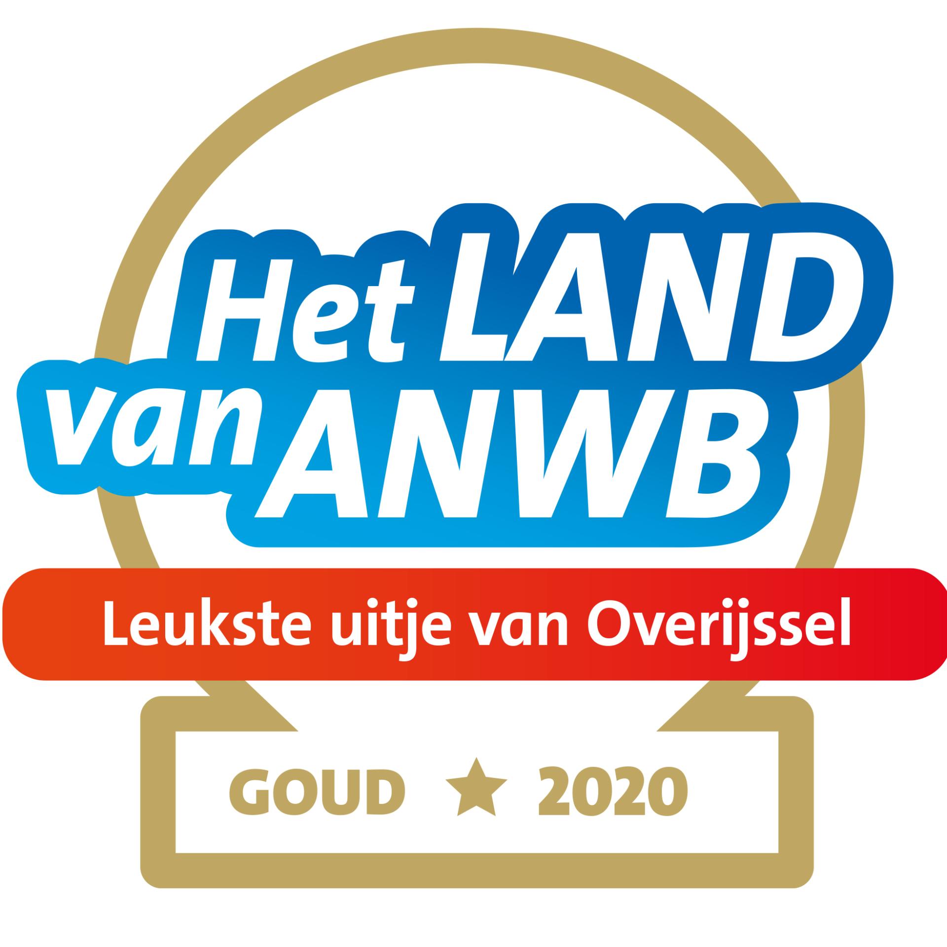leukste speeltuin van Overijssel award ANWB