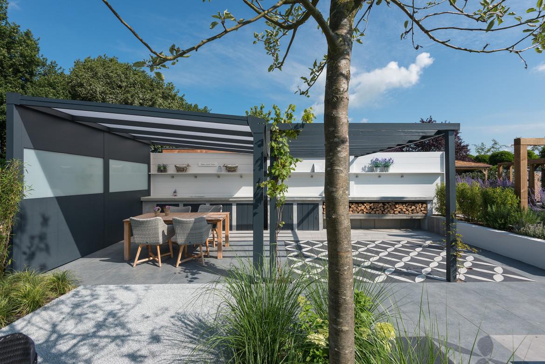 Aluminium terrasoverkapping | Aluminium overkapping