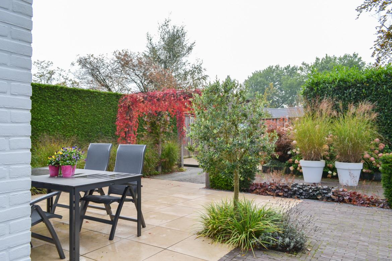 Voorbeelden bestrating achtertuin | Keramiek