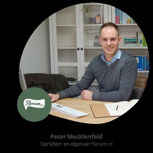 Peter Mecklenfeld - tuinontwerp studio