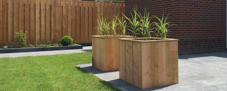 Plantenbakken Voor Buiten Groot.10 Leuke Bloembak Ideeen Voor In De Tuin