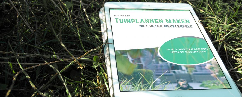 Maak je eigen tuinontwerp interesting tuin geheim tip for Tuin ontwerpen ipad