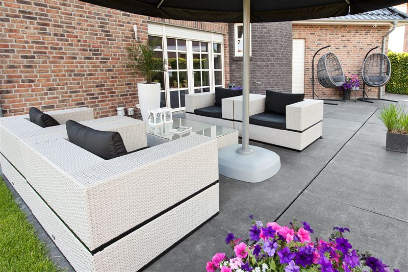 Zo maak je een loungetuin voor de ultieme relax momenten