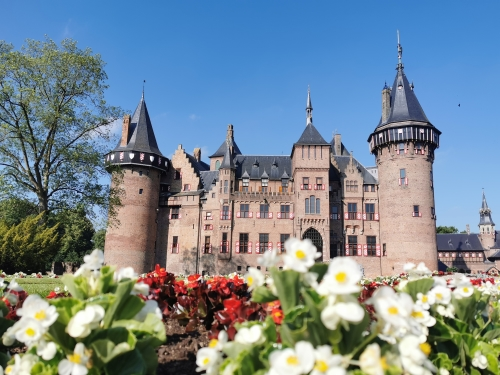 Castle De Haar with Gardens