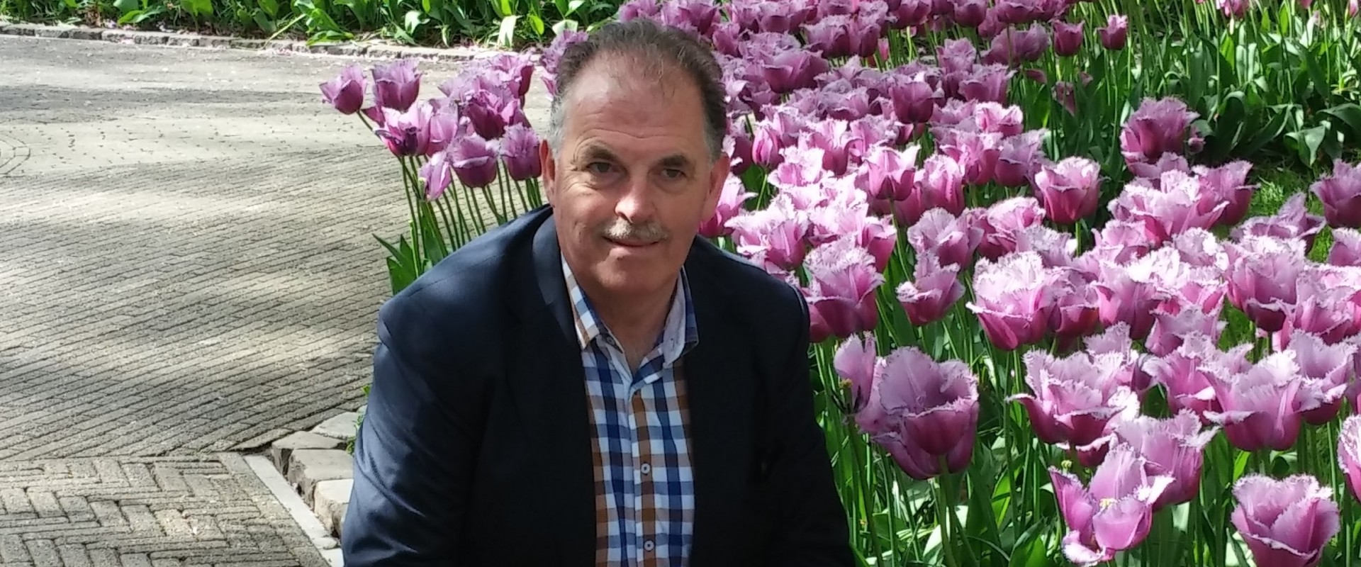 Founder of Flower Tours Holland | Peter Boers