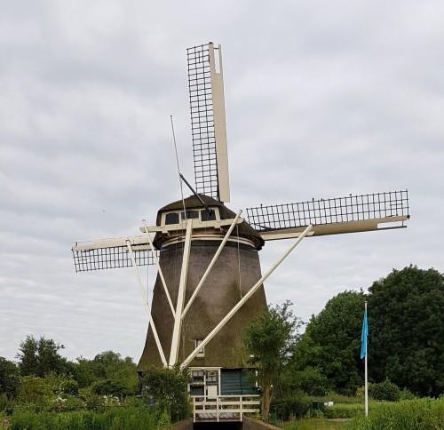 Water-pumping-windmill-near-Amsterdam