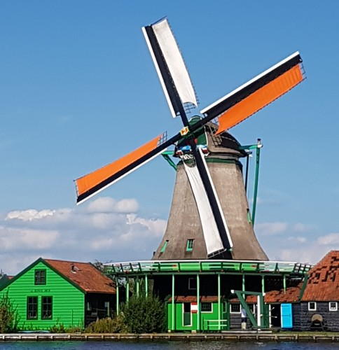 Windmill-with-sails