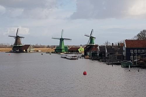Windmills village Zaanse Schans