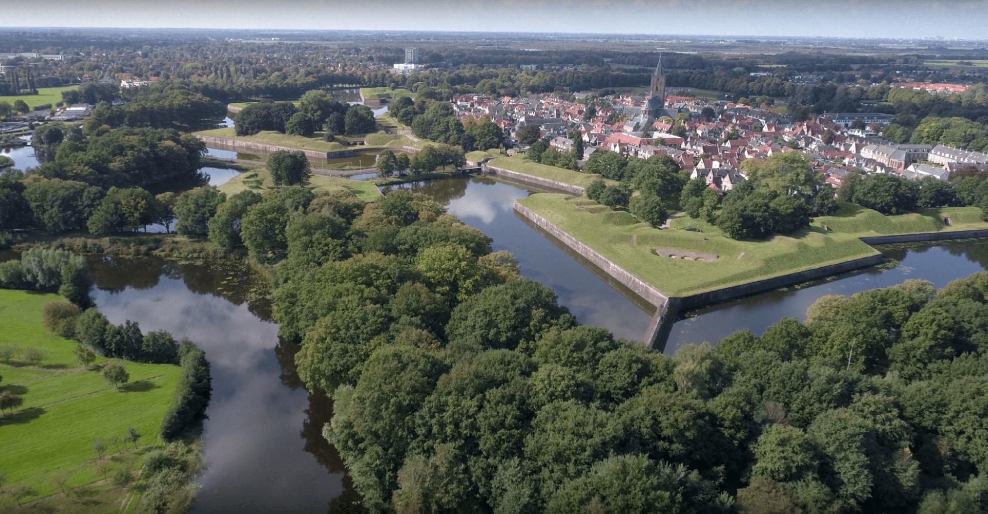 Fortress Naarden Vesting